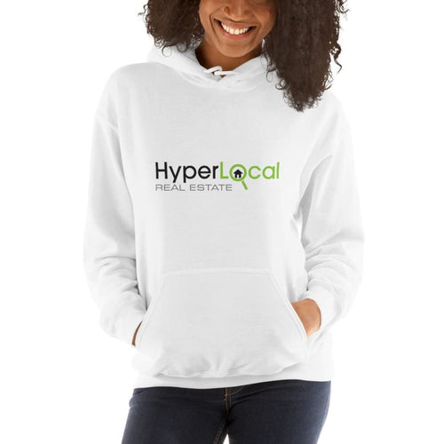 HyperLocal Real Estate Hooded Sweatshirt - S