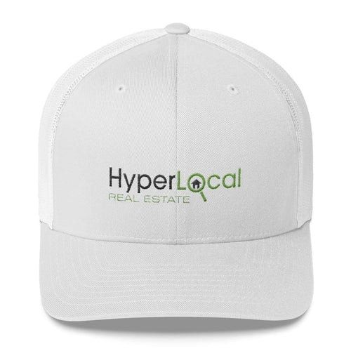 HyperLocal Real Estate Trucker Cap