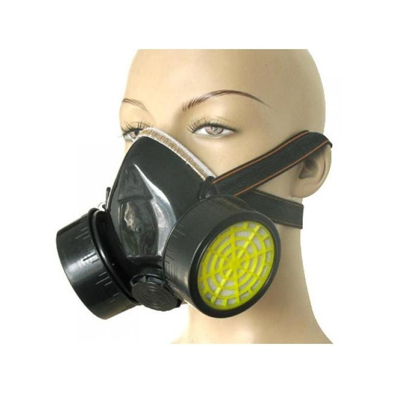 Industrial Breathing Mask (anti-mold) - Safety