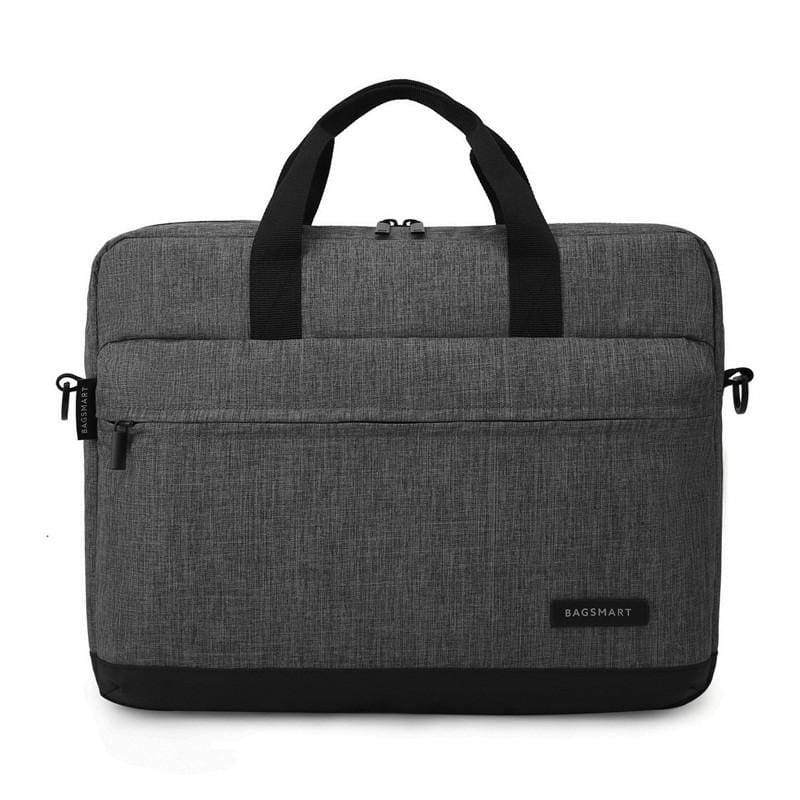 Laptop Briefcase Bag - Black - Bags