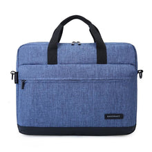 Laptop Briefcase Bag - dark blue - Bags