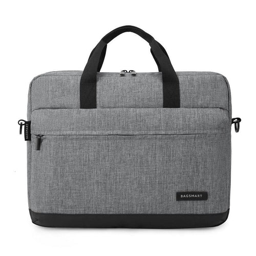 Laptop Briefcase Bag - grey - Bags