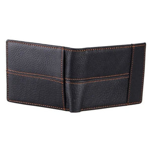 Mens Genuine Leather Wallet - Classic - Wallets