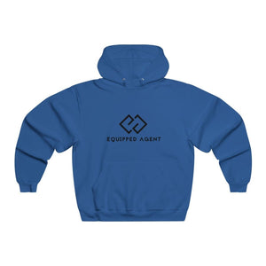 Mens NUBLEND® Hooded Sweatshirt - Royal / S - Hoodie
