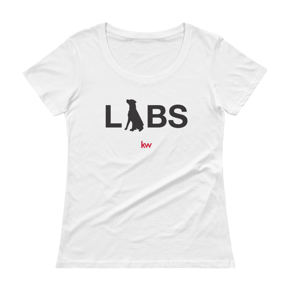 LABS Ladies' Scoopneck T-Shirt