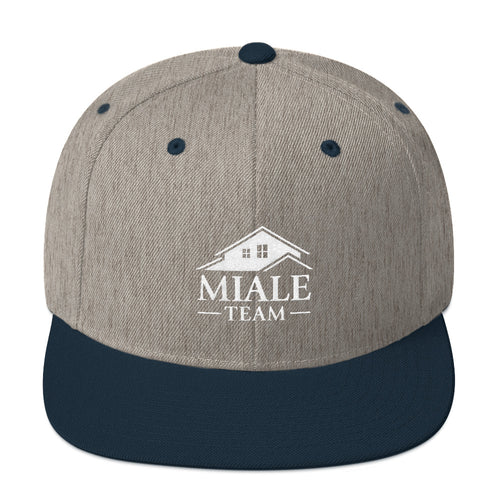 Miale Team Snapback Hat