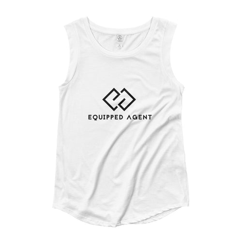 EA Ladies' Cap Sleeve T-Shirt