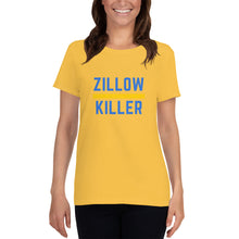 Zillow Killer Women's Short Sleeve T-Shirt