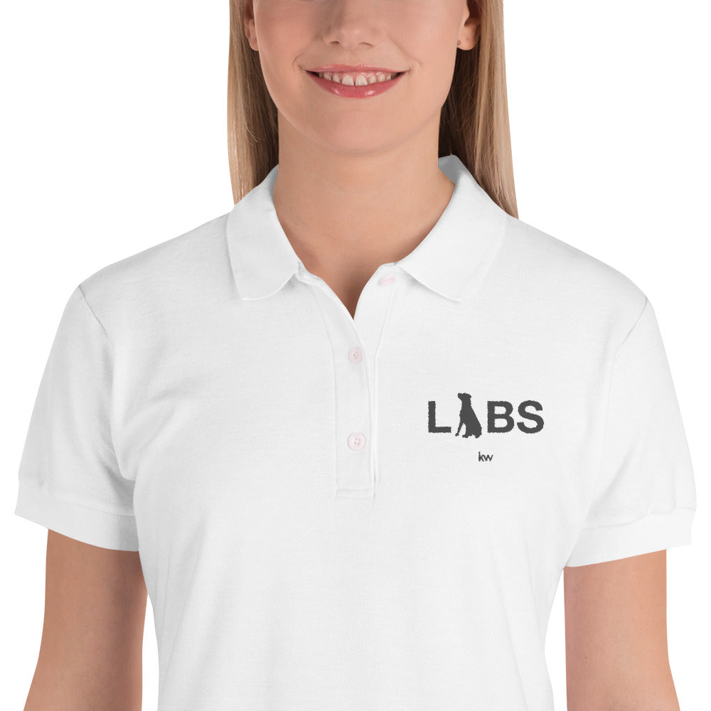 LABS Embroidered Women's Polo Shirt