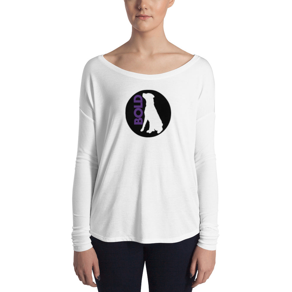 BOLD LABS Ladies' Long Sleeve Tee