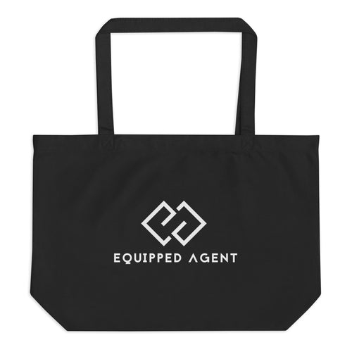 EA Large Organic Tote Bag
