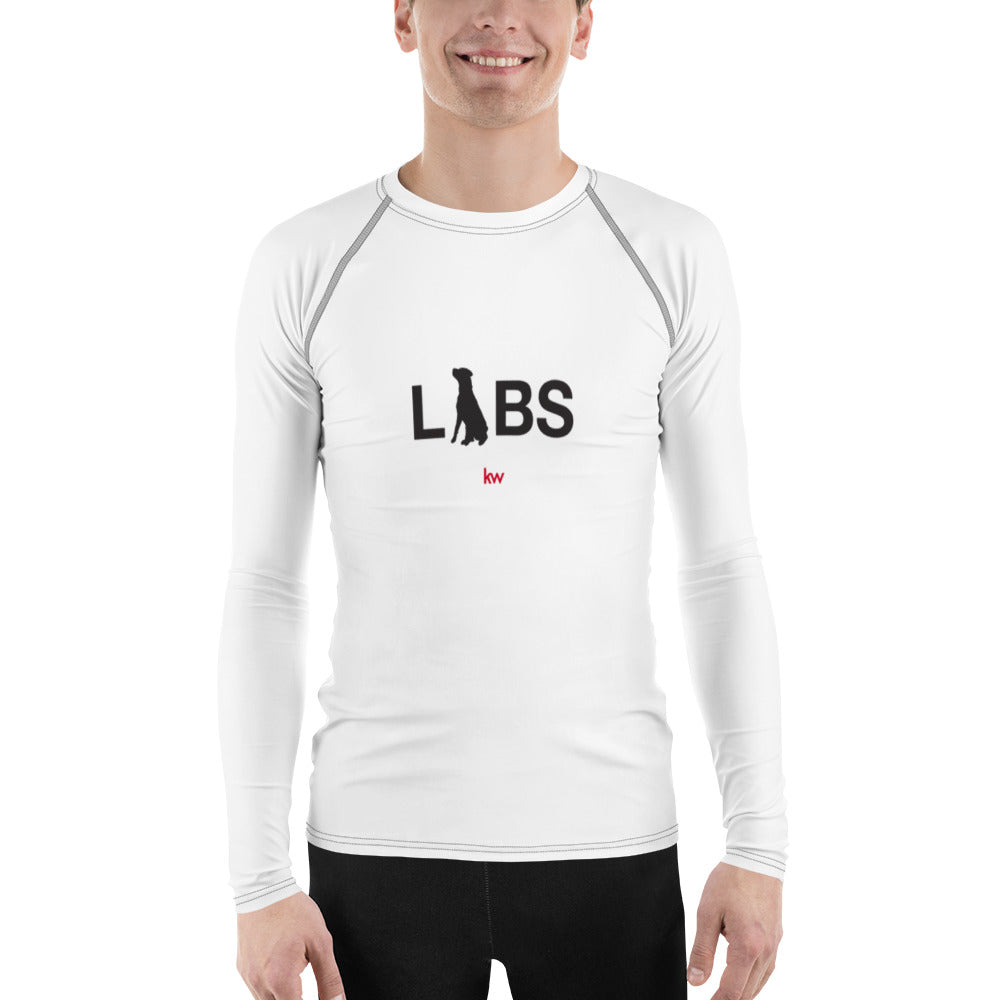 LABS Men's Rash Guard Shirt