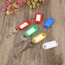 Multi-color Key Tags 30-pack - Tools