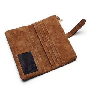 New Fashionable Womens Business Clutch Wallet - Wallets