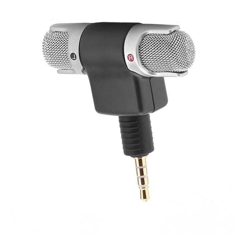 Portable Mini Recording Microphone - Phones