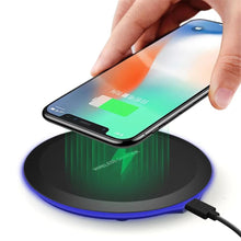 Round Wireless Charger - Technology
