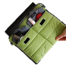 Slim Tablet Bag - Green - Bags