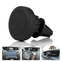 Universal 360-Degree Car Air Vent Magnetic Phone Holder - Phones
