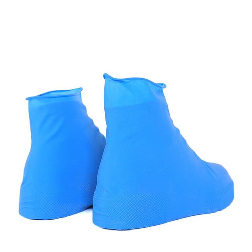Waterproof High Shoe Covers - S - Safety