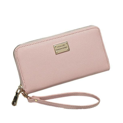 Womens Clutch Purse Wristlet - Wallets
