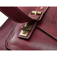 Womens Messenger Handbag Briefcase - Bags
