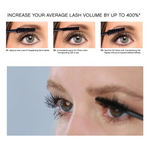 4D Silk Fiber Mascara - uniquelebal