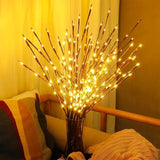 LED Willow Branches - uniquelebal