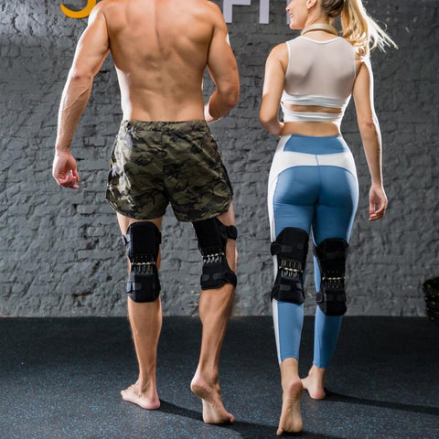 Get power in you knees with this pads