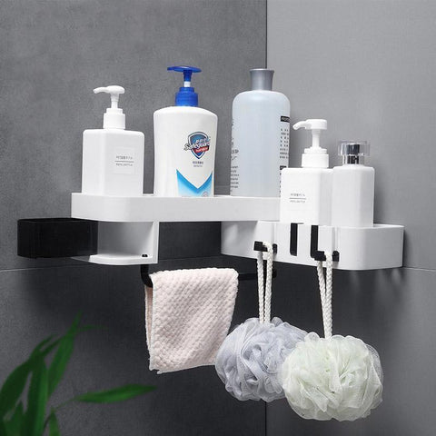Rotating Shower Caddy