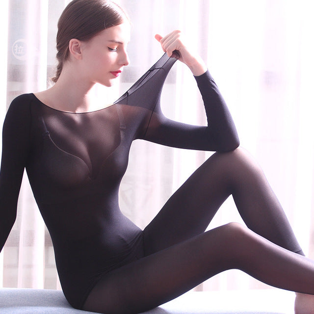 Seamless Thermal Underwear Set - uniquelebal