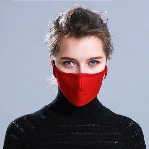 PM2.5 Windproof mouth Mask - uniquelebal