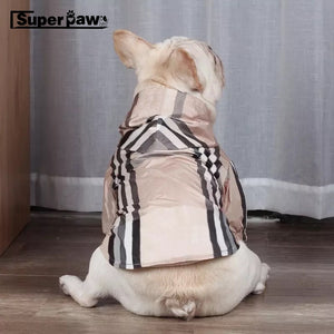 Fashion Outdoor Jacket for small to medium sized Dogs
