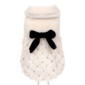 Luxurious and Elegant Dog Coat