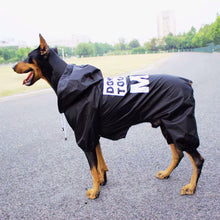 Load image into Gallery viewer, Dog Windbreaker Rain Jacket