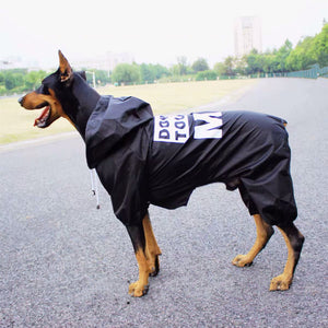 Dog Windbreaker Rain Jacket