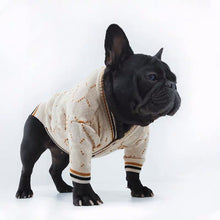 Load image into Gallery viewer, High Fashion Cardigan for small to medium sized dogs