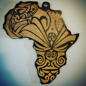 Africa's Mask
