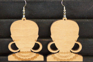 Bold Sista earrings
