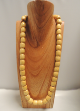 Barrel Bead Necklace