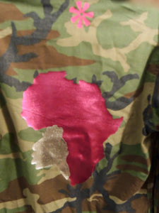 MuthAfrica Camo Jacket