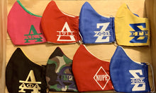 Fraternity and Sorority Face Masks