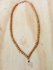 Mini Africa Bead Necklace