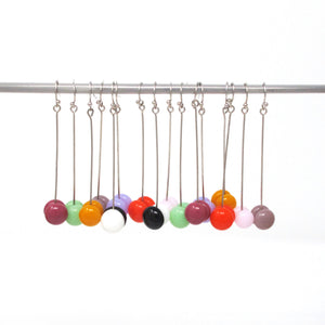 Group of Kismet's Dot Drop earrings