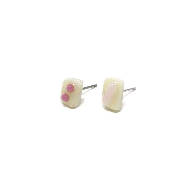 Confetti Stud Earring — Various Colors