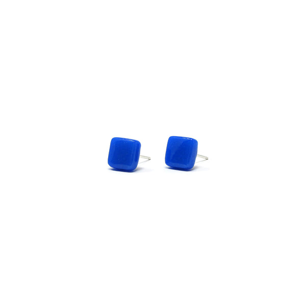 Rally Stud Earring — Square