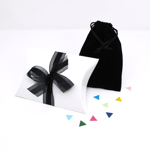 Katie Kismet gift wrapping option