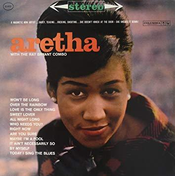 ARETHA FRANKLIN | Aretha in Person with The Ray Bryant Combo