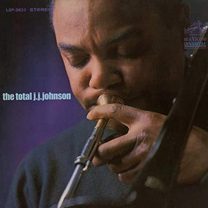 JJ JOHNSON | The Total JJ Johnson