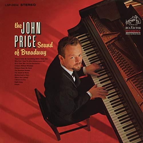 JOHN PRICE | The Sounds of Broadway