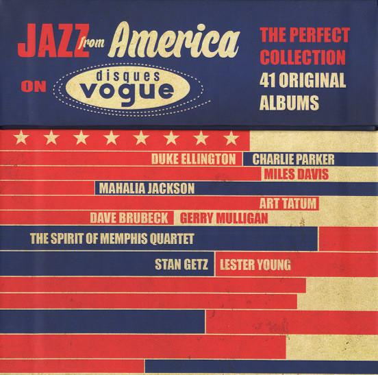 VARIOUS | Jazz from America on Discques Vougue